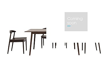 Cosmo Dining Table and 4 Chairs in  on Furniture Village