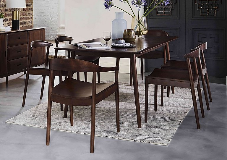 Cosmo Dining Table And 4 Chairs Furniture Village