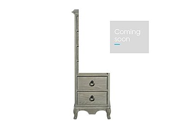 Camille 6 Drawer Tall Oak Chest in  on Furniture Village