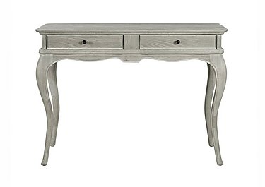 Camille Oak Dressing Table in  on Furniture Village