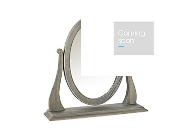 Camille Dressing Table Mirror in  on Furniture Village