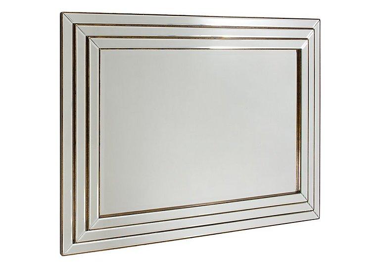 Chambery Mirror Bronze in  on Furniture Village