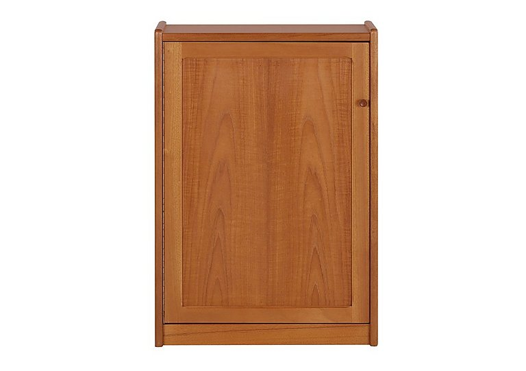 Classic Media Storage Unit With Door in  on Furniture Village