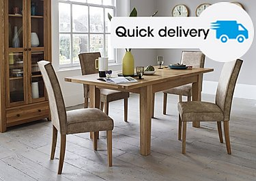 Dining table and chairs sets - Furniture Village