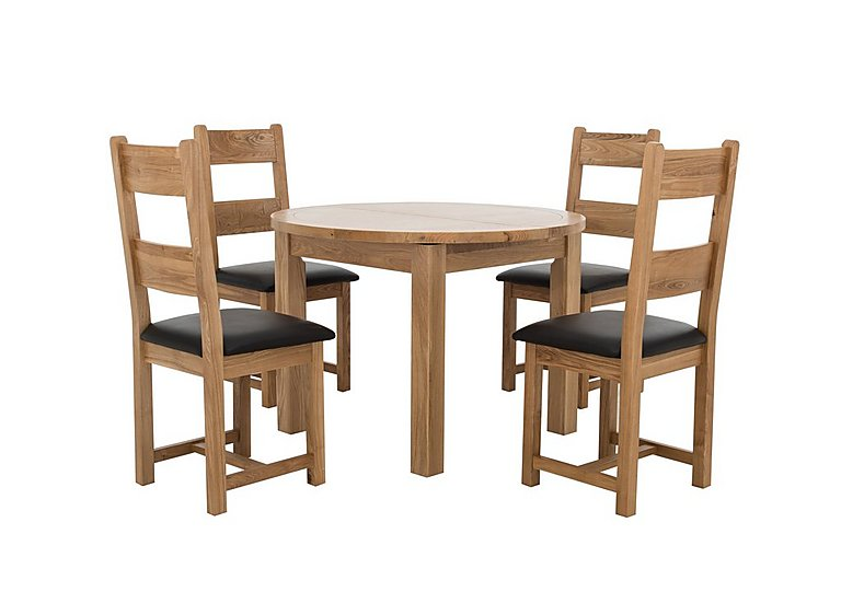 save 100 california extending round dining table
