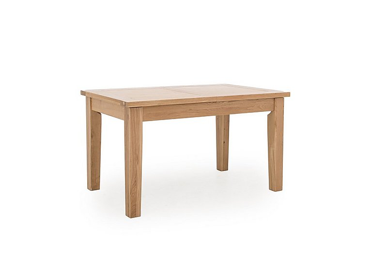 California Extending Rectangle Dining Table
