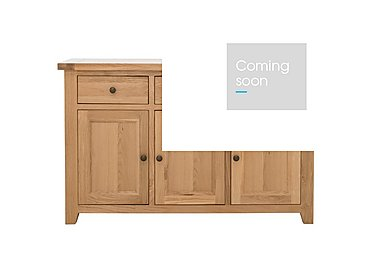 California Large Sideboard in  on Furniture Village