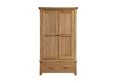 California Wardrobe with Drawer in  on Furniture Village