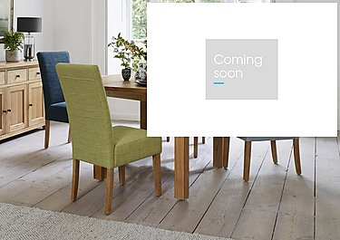 California Extending Round Table in  on Furniture Village