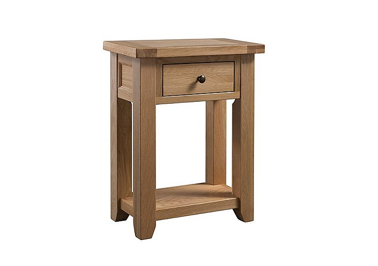 California Small Console Table in  on Furniture Village