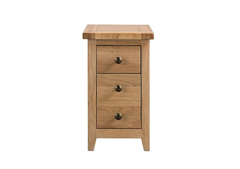Superbe California Small Bedside Table