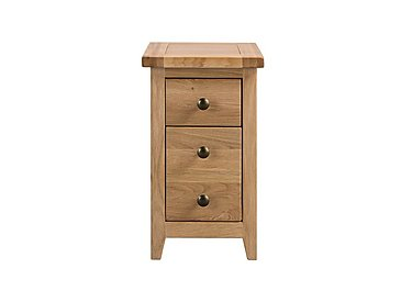 California Small Bedside Table in  on Furniture Village