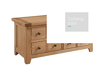 California Storage Coffee Table with Drawers in  on Furniture Village