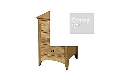 Chilton Pine Bedside Cabinet in  on Furniture Village