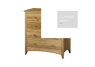 Chilton Pine 5 Drawer Chest in  on Furniture Village