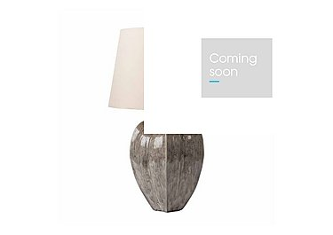 Clarissa Table Lamp in  on Furniture Village