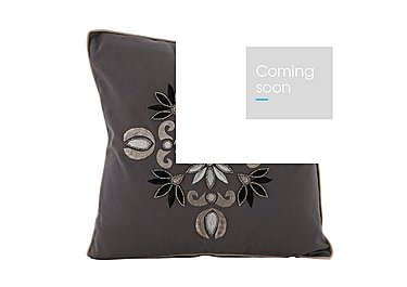 Cameo Scatter Beaded Cushion in  on Furniture Village