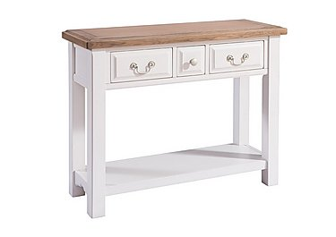 Cobham Console Table in  on Furniture Village