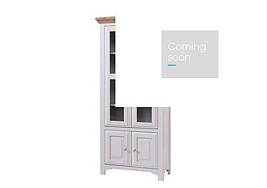 Cobham 2 Door Glazed Unit in  on Furniture Village