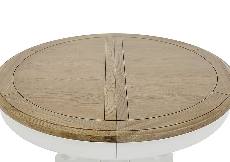 Awesome Round Extendable Table Part - 10: Cobham Round Extending Table