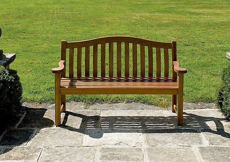 Cornis Turnberry 5ft Bench in  on Furniture Village