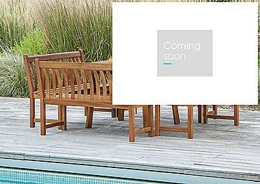 Cornis Bench 8 Seater Dining Set in  on Furniture Village