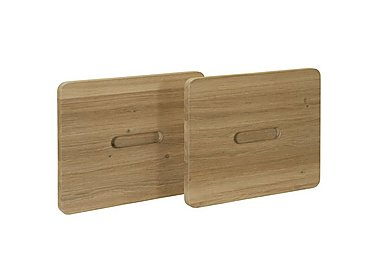 Corvo Pack of 2 Storage Cube Doors in  on Furniture Village
