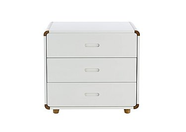 Corvo 3 Drawer Chest in  on Furniture Village