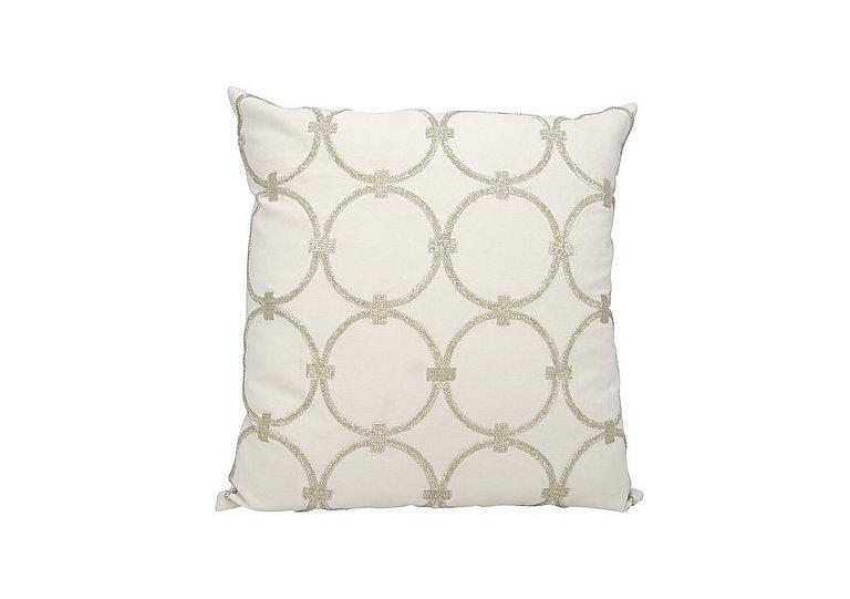 Circles Cushion in  on Furniture Village