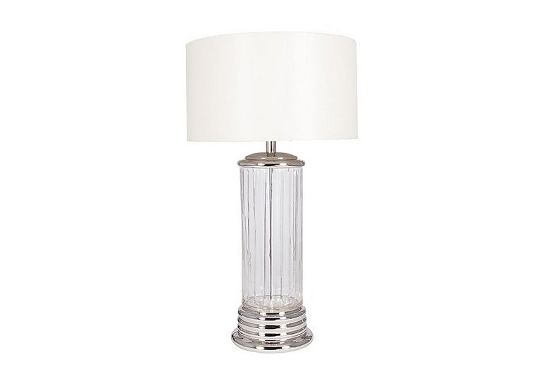 Cyndi Table Lamp in  on Furniture Village