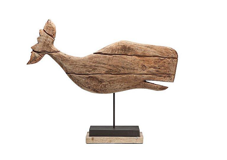 Deco Objet Whale in  on Furniture Village