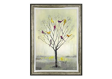 Dawn Chorus Framed Picture in  on Furniture Village