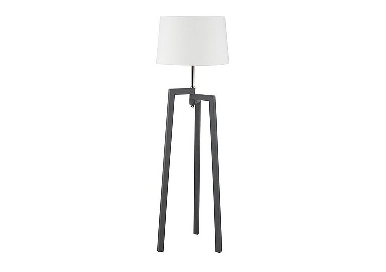 Dax Tripod Floor Lamp in  on Furniture Village