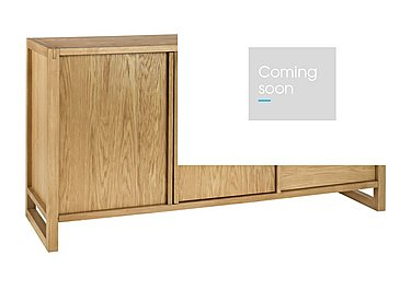 Dijon Wide Sideboard in  on Furniture Village