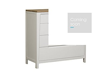 Dixon 5 Drawer Chest in  on Furniture Village