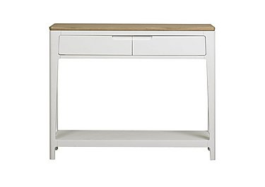 Dixon Console Table in  on Furniture Village