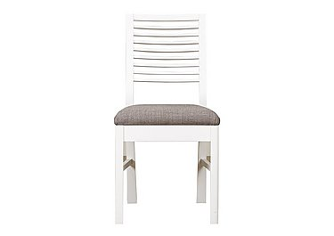 Dixon Painted Dining Chair in  on Furniture Village