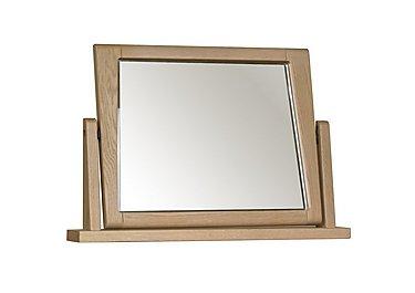 Dixon Pedestal Mirror in  on Furniture Village