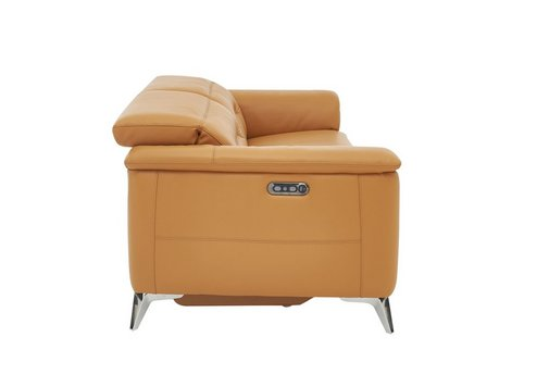 Peachy Sanza 3 Seater Leather Recliner Sofa At Dms Home Only One Left Bralicious Painted Fabric Chair Ideas Braliciousco