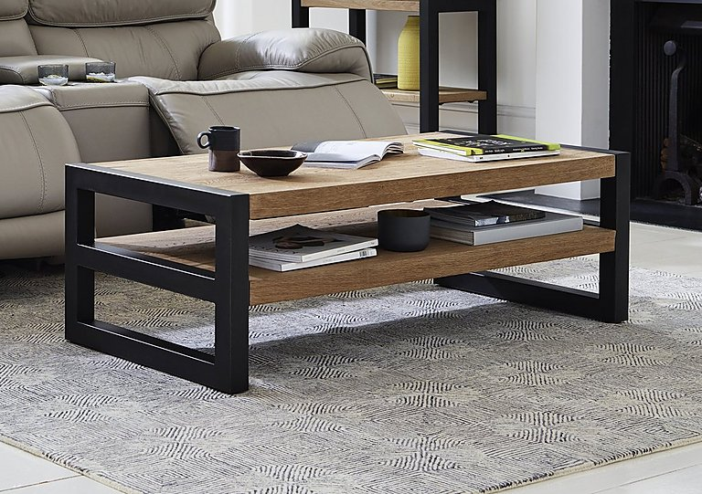Detroit Coffee Table Habufa Furniture Village - Detroit coffee table