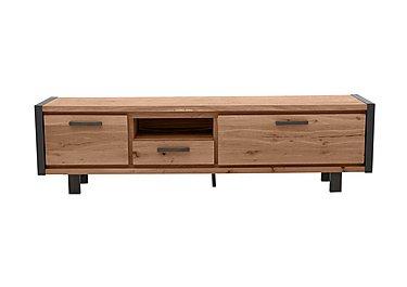 Detroit 2 Cupboard 1 Shelf Lowboard in  on Furniture Village
