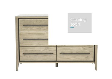 Durrell 6 Drawer Chest in  on Furniture Village