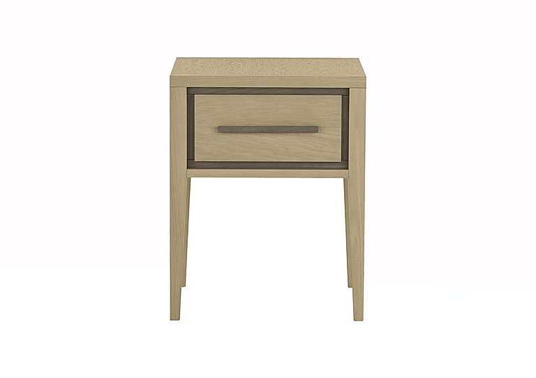 Durrell 1 Drawer Night stand in  on Furniture Village