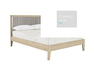 Durrell Double Bed Frame in  on Furniture Village