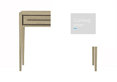 Durrell Dressing table in  on Furniture Village