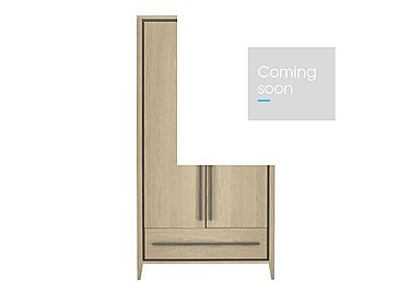 Durrell Double Wardrobe in  on Furniture Village