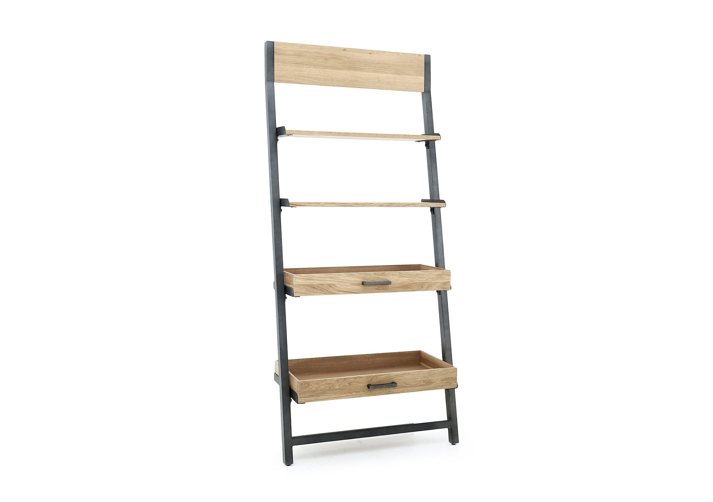 Earth Ladder Shelving Unit Loading Images