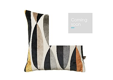 Eclipse Spear Cushion in  on Furniture Village