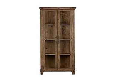 Eco Glazed Display Cabinet in  on Furniture Village