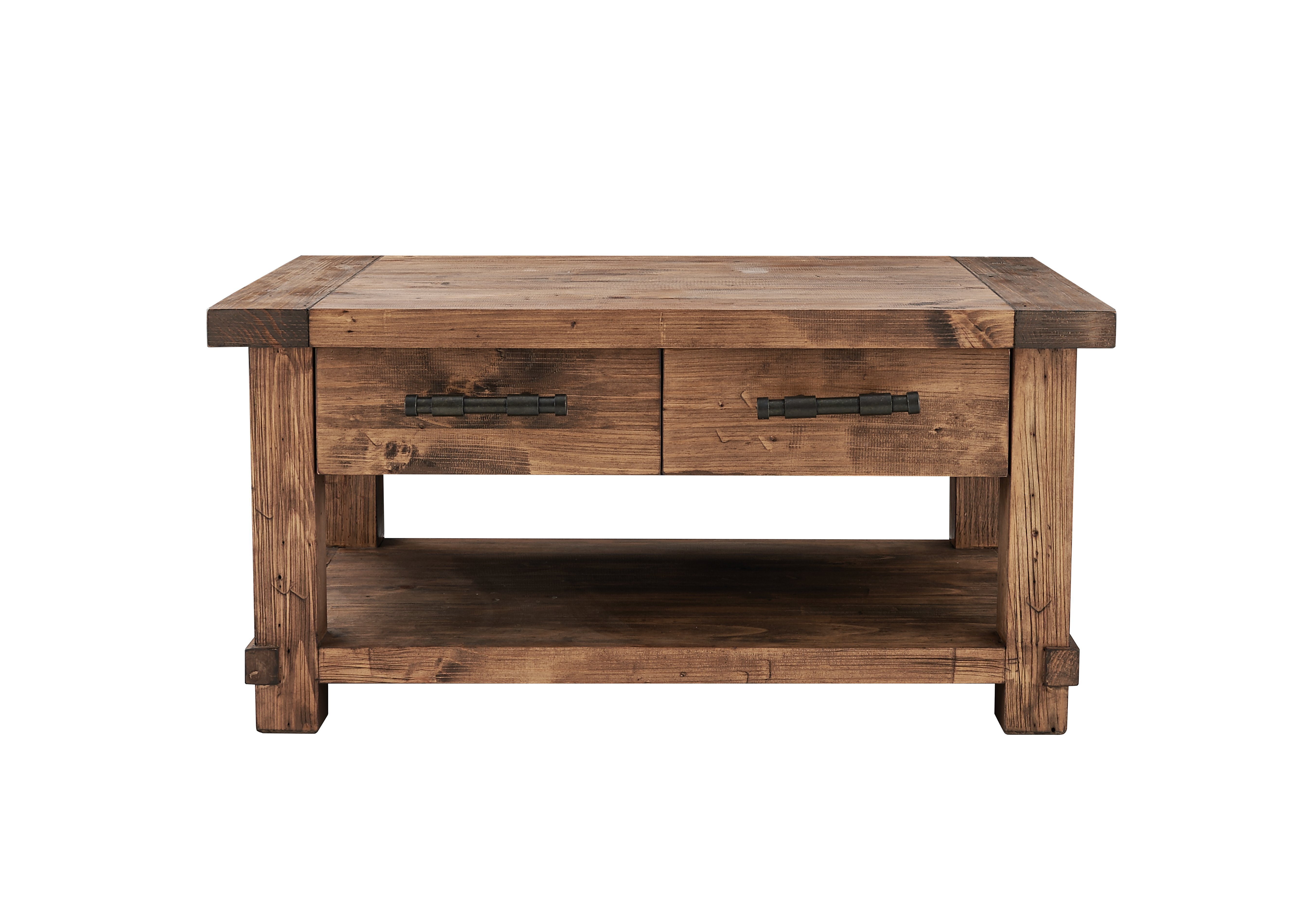 Eco Small Wooden Coffee Table Furniture Village
